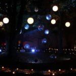 Lichterfest im Kurpark