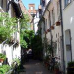 Von Amrum nach Lübeck