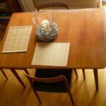 Tschüß Tisch
