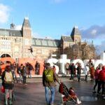 Amsterdam zum Jahresende