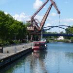 Der Preußenhafen, Haus Wenge und Currywurst